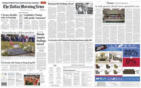 The Dallas Morning News – November 23, 2019