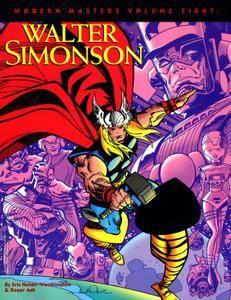 Modern Masters Vol 08 - Walter Simonson ArtNet - DCP