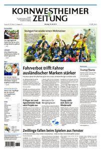 Kornwestheimer Zeitung - 16. Juli 2018