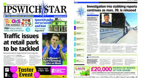 Ipswich Star – October 23, 2018