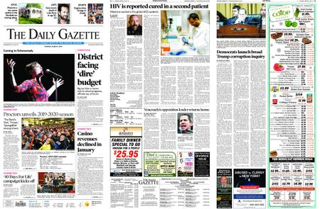 The Daily Gazette – March 05, 2019