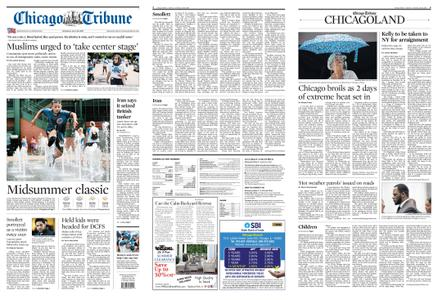 Chicago Tribune – July 20, 2019