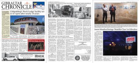 Gibraltar Chronicle – 24 June 2019