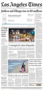 Los Angeles Times – 03 April 2020