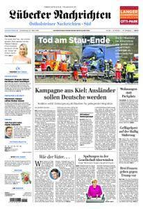 Lübecker Nachrichten Ostholstein Süd - 22. März 2018