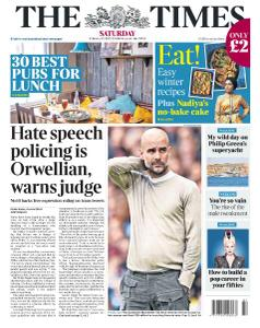 The Times - 15 February 2020