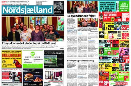 Lokalavisen Nordsjælland – 15. oktober 2019