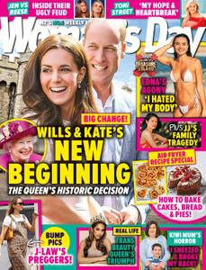Woman's Day New Zealand - September 30, 2021