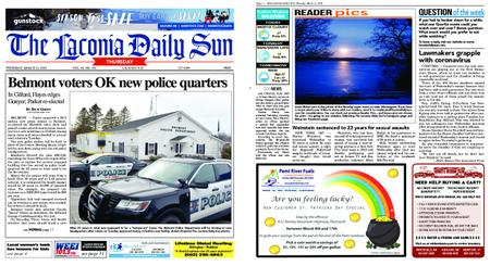 The Laconia Daily Sun – March 12, 2020
