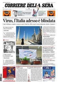 Corriere della Sera – 12 marzo 2020