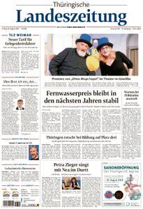 Thüringische Landeszeitung – 16. August 2019