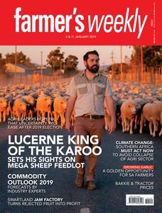 Farmer's Weekly - 04 January 2019
