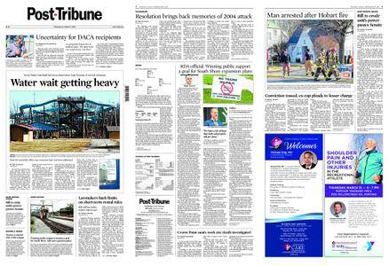 Post-Tribune – March 07, 2018