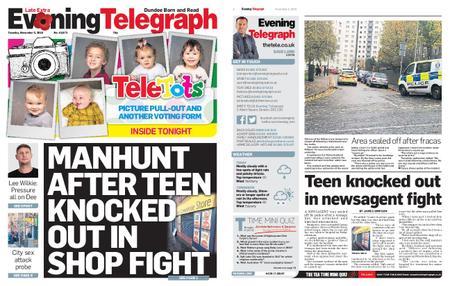 Evening Telegraph First Edition – November 05, 2019