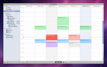 Schoolhouse v3.2.2 Mac OS X