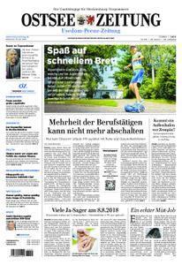 Ostsee Zeitung Wolgast - 18. Juli 2018