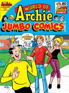 World of Archie Double Digest 108 (2021) (Forsythe-DCP