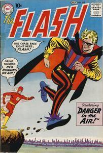 The Flash v1 113 1960
