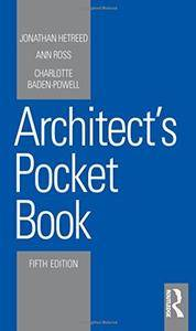 Architect's Pocket Book (Routledge Pocket Books), 5th Edition