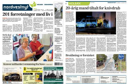 Nordvestnyt Holbæk Odsherred – 17. august 2019