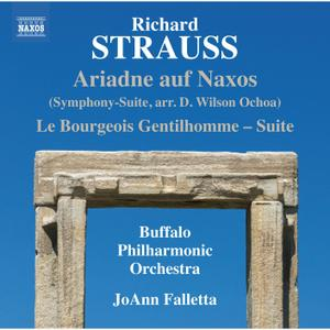 Buffalo Philharmonic Orchestra - R. Strauss: Le bourgeois gentilhomme Suite & Ariadne auf Naxos, Symphony-suite (2017) [24-96]