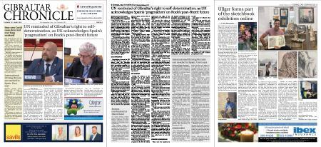 Gibraltar Chronicle – 15 June 2021