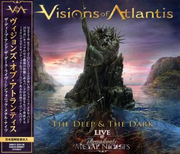 Visions Of Atlantis - The Deep & The Dark Live @ Symphonic Metal Nights (2019) [Japanese edition]
