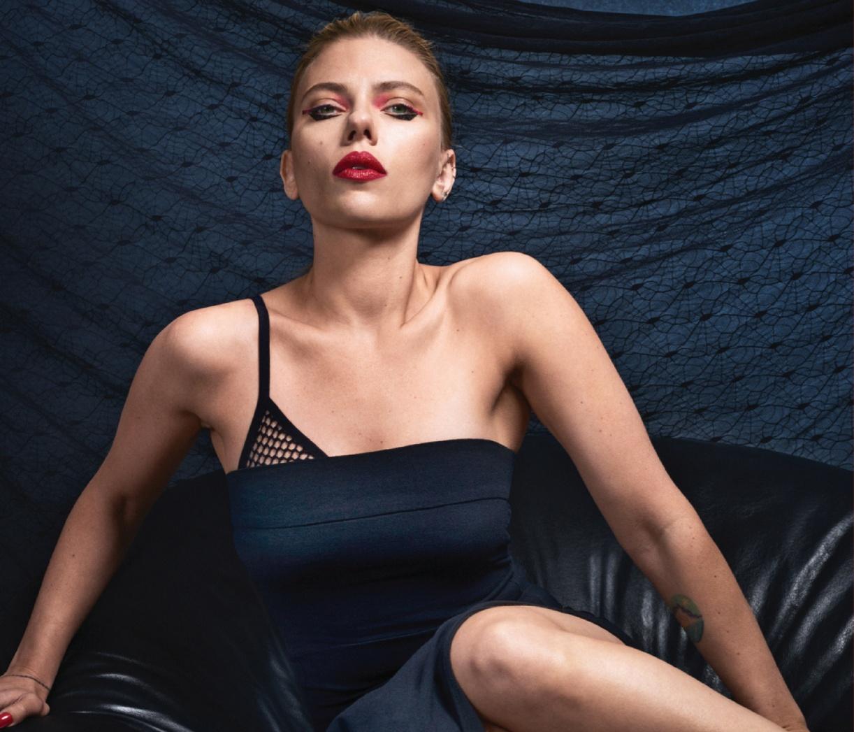 Scarlett Johansson by David Slijper for Entertainment ...