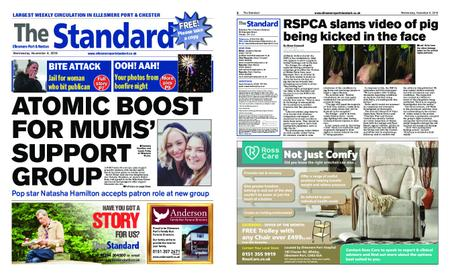 The Standard South Wirral Ellesmere Port – November 06, 2019