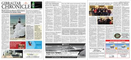 Gibraltar Chronicle – 29 March 2019
