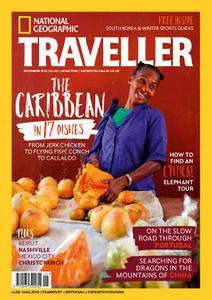 National Geographic Traveller UK – November 2018