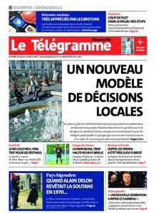 Le Télégramme Ouest Cornouaille – 21 février 2021