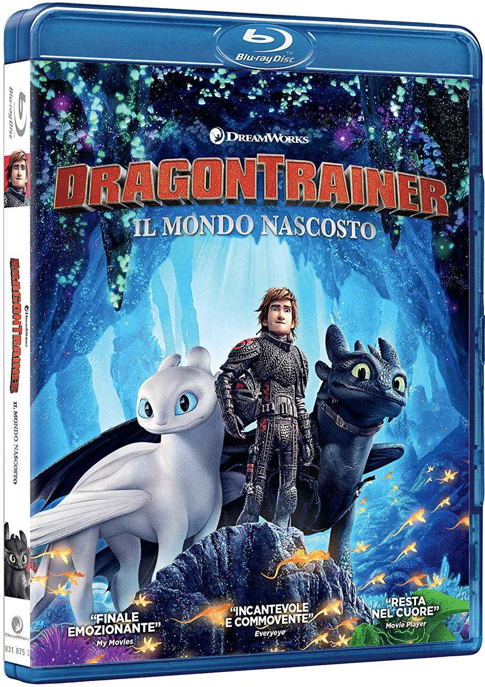 Dragon Trainer 3: Il Mondo Nascosto / How to Train Your Dragon: The Hidden World (2019)