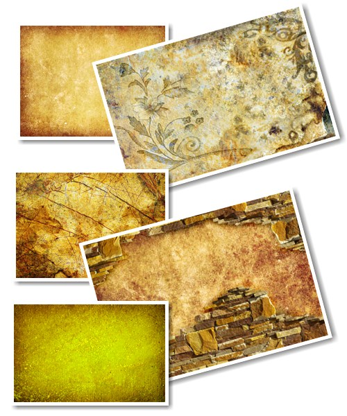 Antique Grunge Backgrounds 6