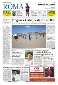 Corriere della Sera Roma – 09 agosto 2020