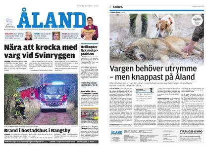 Ålandstidningen – 08 januari 2020