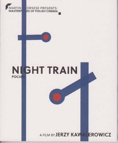 Martin Scorsese Presents: Masterpieces of Polish Cinema Volume 2. Pociag / Night Train (1959)