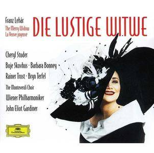 John Eliot Gardiner, Wiener Philharmoniker - Lehár: Die Lustige Witwe (1994)