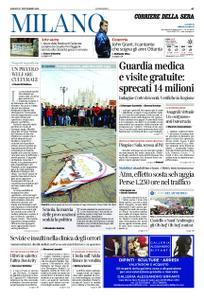 Corriere della Sera Milano – 17 novembre 2018