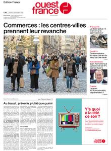 Ouest-France Édition France – 18 décembre 2020
