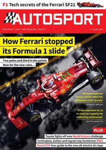 Autosport – 17 June 2021