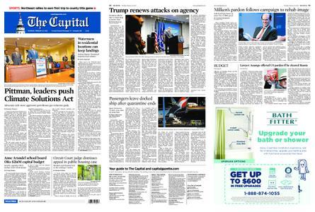 The Capital – February 20, 2020