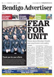 Bendigo Advertiser - September 12, 2018