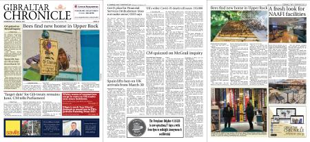 Gibraltar Chronicle – 24 March 2021