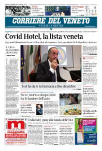 Corriere del Veneto Venezia e Mestre – 17 novembre 2020