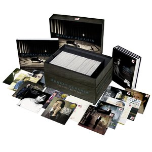 Murray Perahia: The First 40 Years - Box Set 68 CDs (2012) Re-up