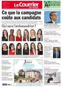 Le Courrier de l'Ouest Cholet – 21 février 2020