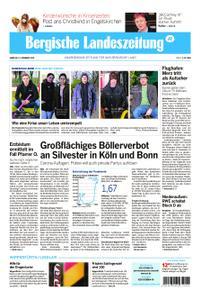Kölnische Rundschau Wipperfürth/Lindlar – 19. Dezember 2020