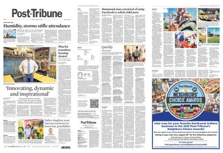 Post-Tribune – August 23, 2021