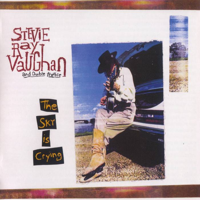 Stevie Ray Vaughan And Double Trouble - Texas Hurricane (2014) [APO SACD Boxset] PS3 ISO + Hi-Res FLAC / RE-UP
